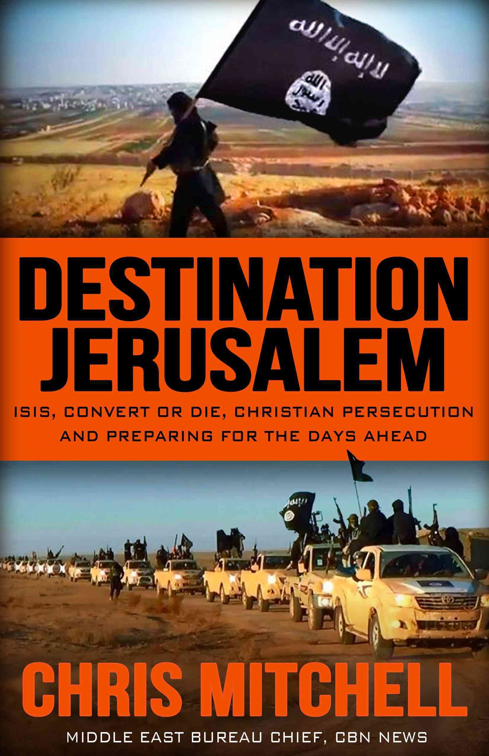 Destination Jerusalem