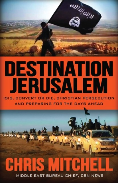 (ebook) Destination Jerusalem