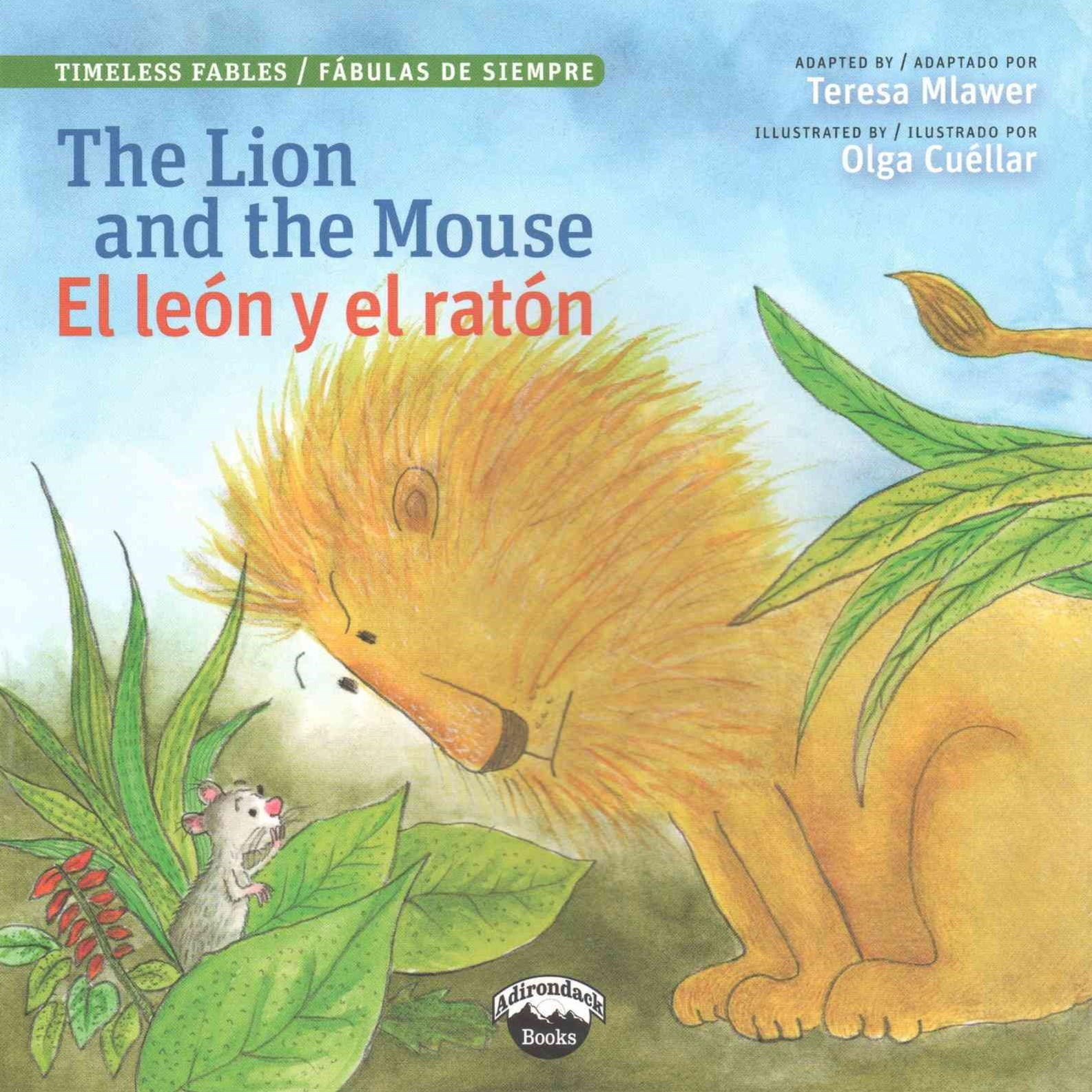 The Lion and the Mouse / el Leon y el Raton