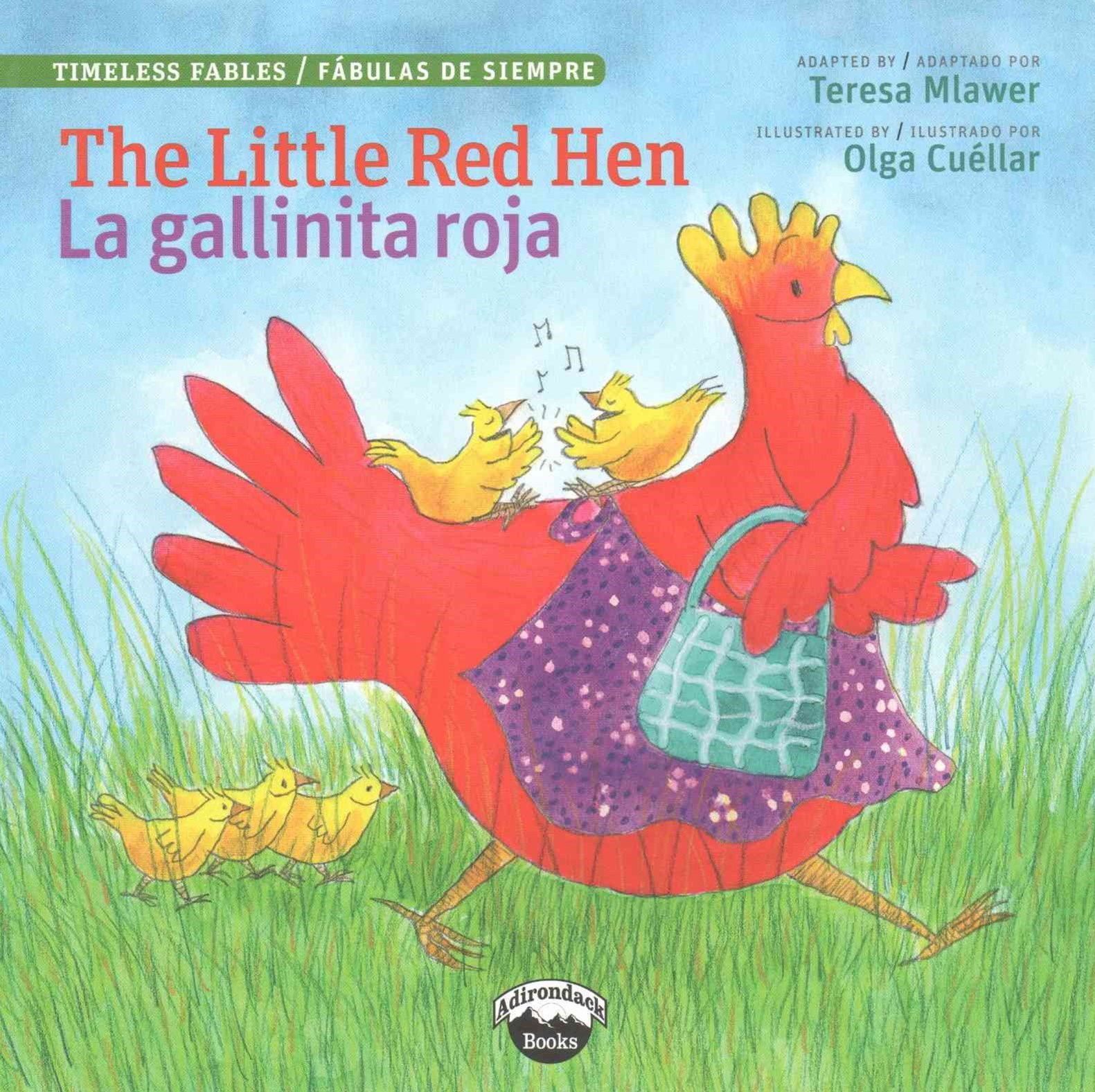 The Little Red Hen / la Gallinita Roja