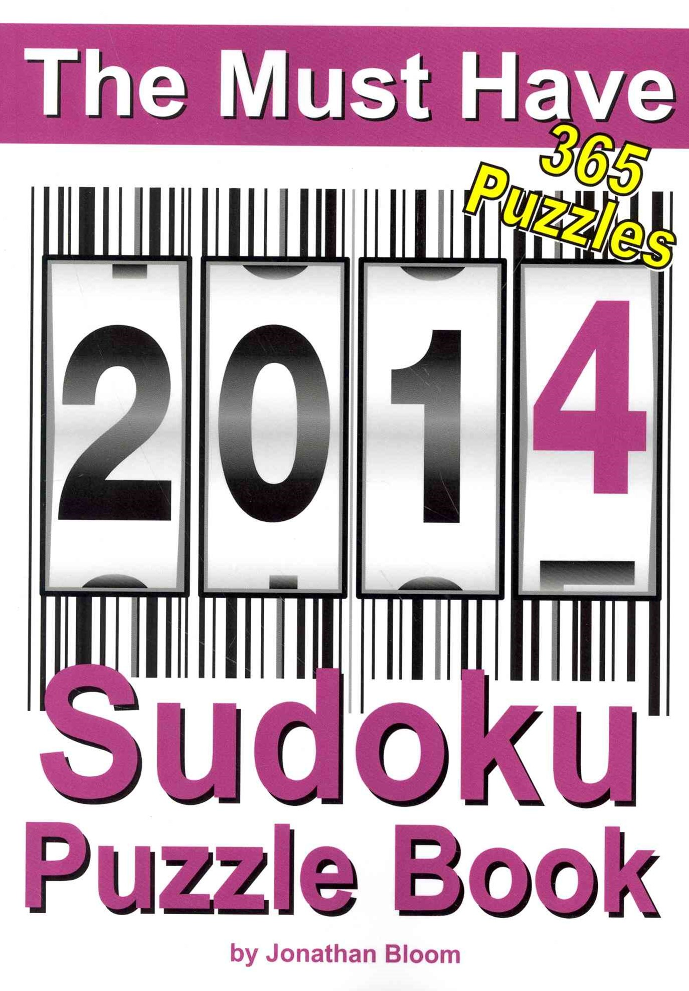 The Must Have 2014 Sudoku Puzzle Book