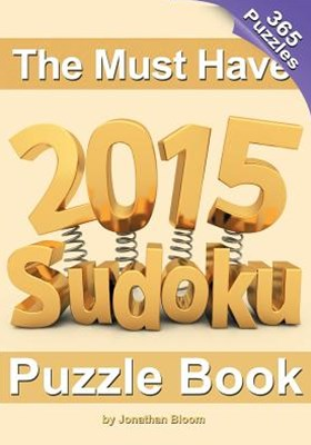The Must Have 2015 Sudoku Puzzle Book