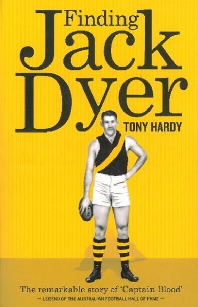 Finding Jack Dyer
