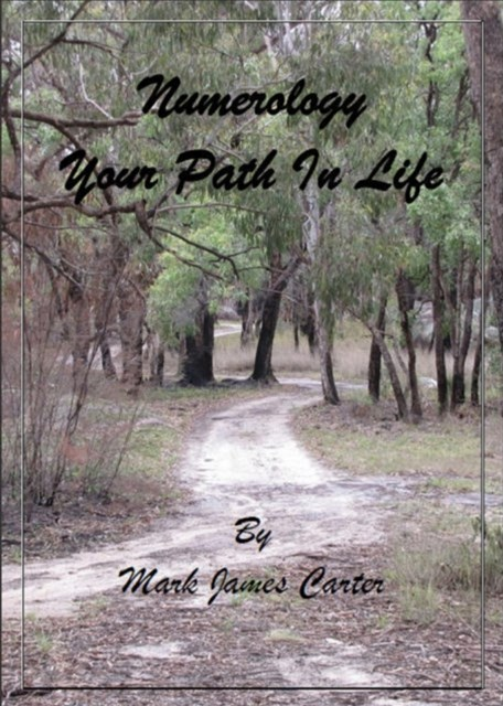 (ebook) Numerology Your Path In Life