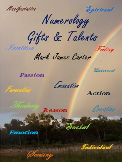 (ebook) Numerology Gifts & Talents
