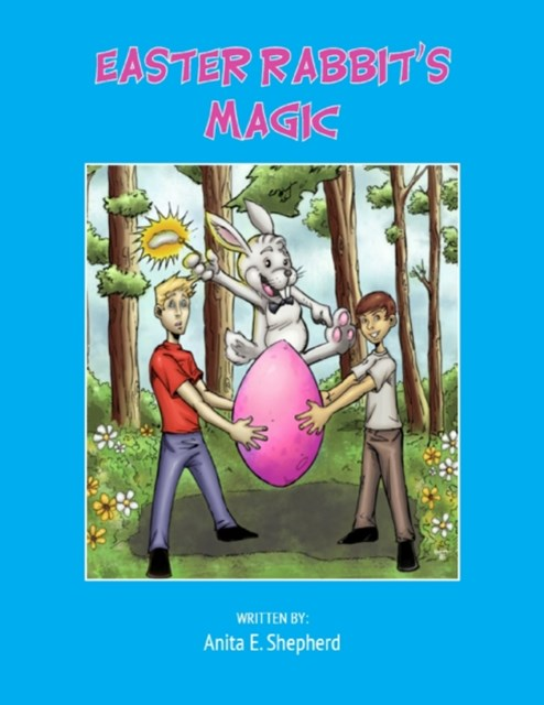 (ebook) Easter Rabbit's Magic