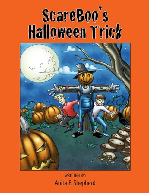 (ebook) ScareBoo's Halloween Trick