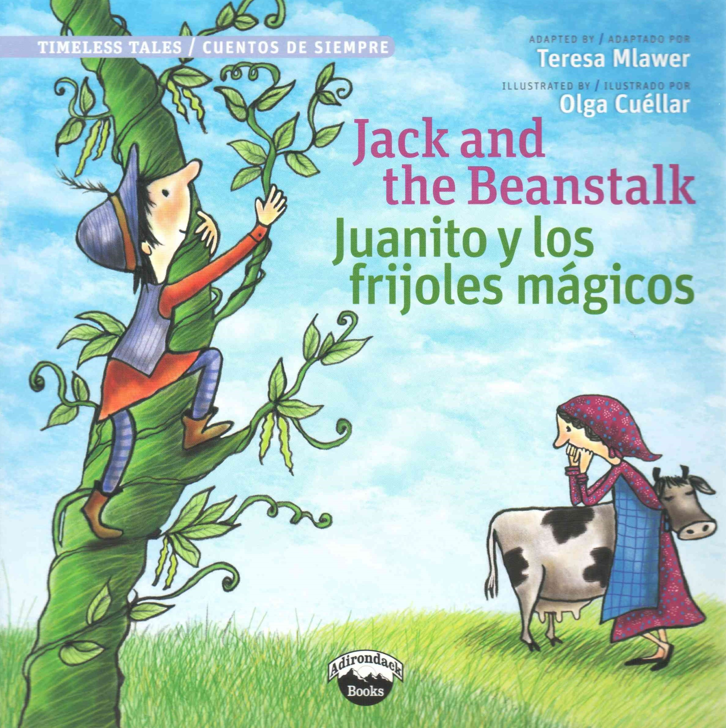 Jack and the Beanstalk/Juan y Los Frijoles M+ígicos