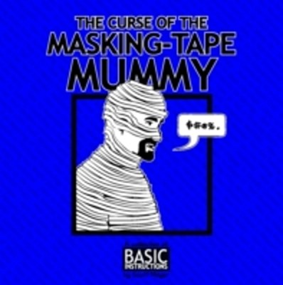 (ebook) Curse of the Masking Tape Mummy
