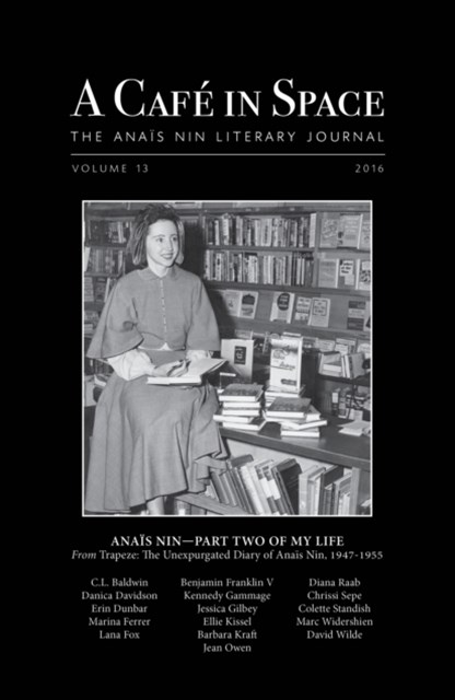 (ebook) Cafe in Space: The Anais Nin Literary Journal, Volume 13