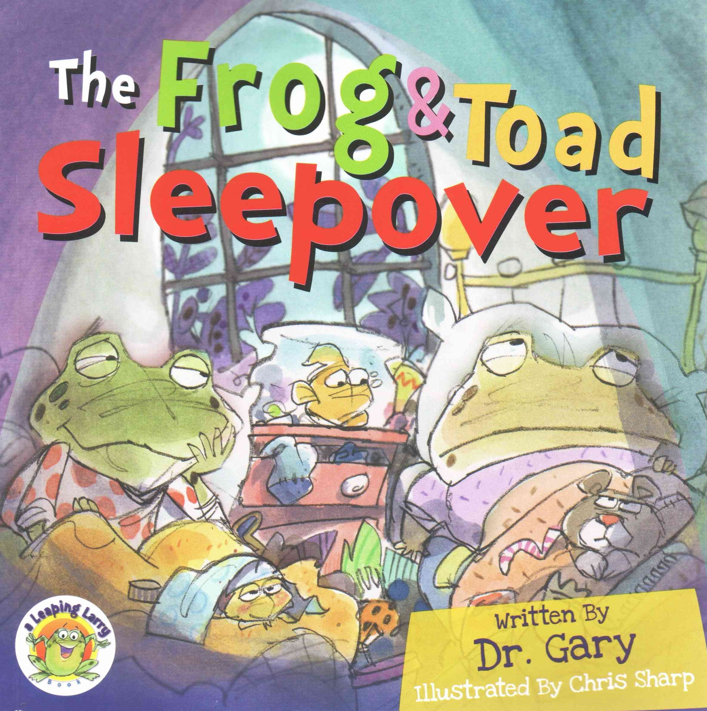 The Frog and Toad Sleepover