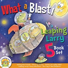 Leaping Larry 5 Book Set