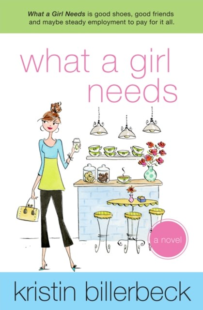 (ebook) What a Girl Needs