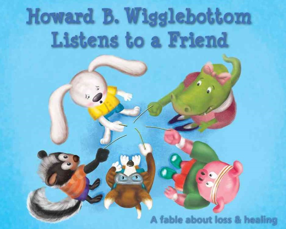 Howard B. Wigglebottom Listens to a Friend