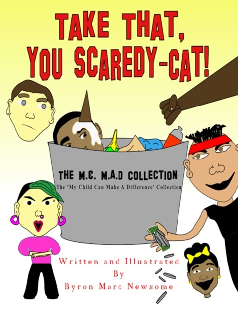 (ebook) Take That, You Scaredy-Cat!