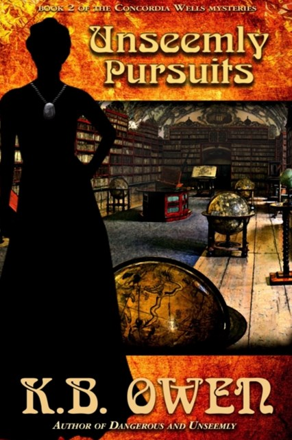(ebook) Unseemly Pursuits