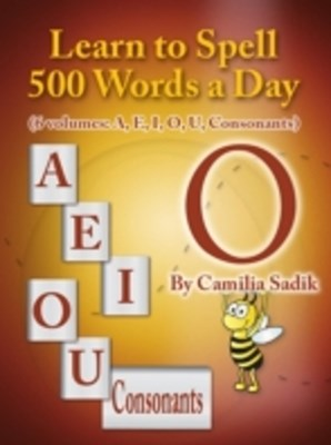 (ebook) Learn to Spell 500 Words a Day: The Vowel O