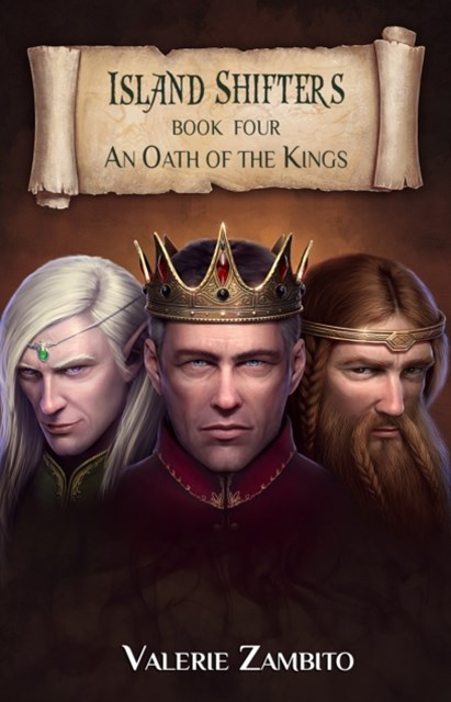 (ebook) Island Shifters - An Oath of the Kings (Book Four)