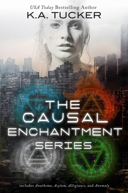 (ebook) Causal Enchantment Series