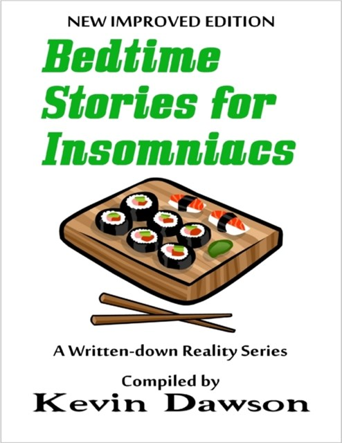 (ebook) Bedtime Stories for Insomniacs