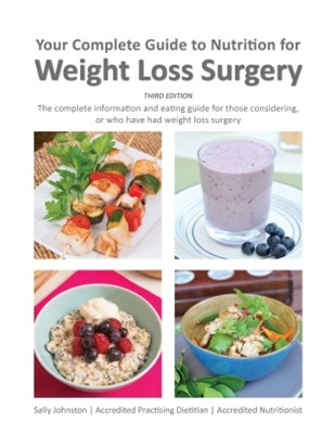 (ebook) Your Complete Guide to Nutrition for Weight Loss Surgery