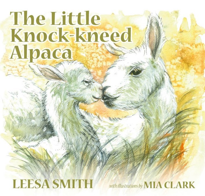 The Little Knock-Kneed Alpaca