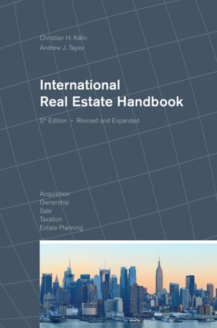 (ebook) International Real Estate Handbook