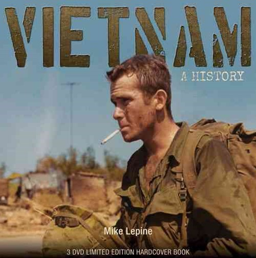 Vietnam (Hardback plus 3 DVDs)