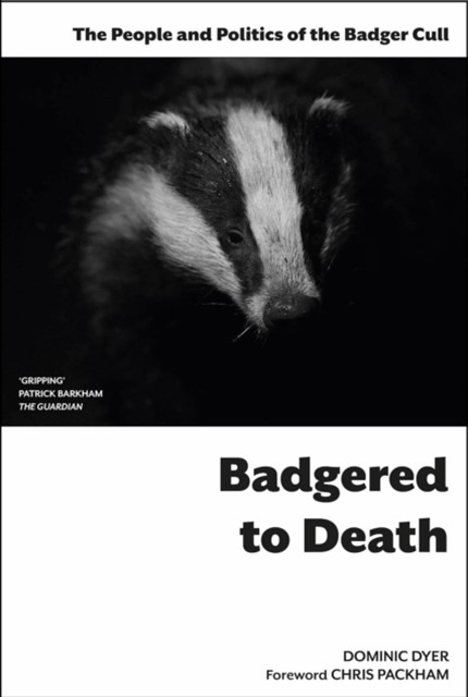 (ebook) Badgered to Death