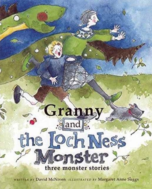 Granny and the Loch Ness Monster