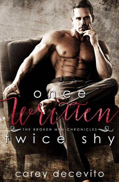 (ebook) Once Written, Twice Shy