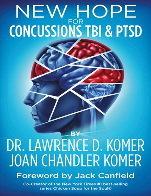 (ebook) New Hope for Concussions TBI & PTSD