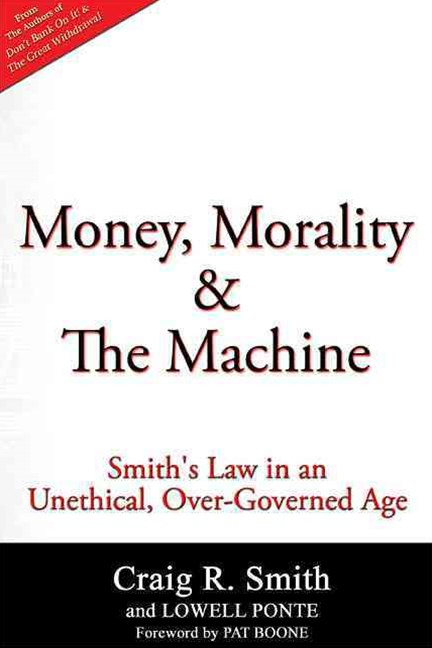 Money, Morality and the Machine