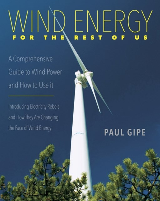 (ebook) Wind Energy for the Rest of Us
