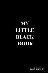 My Little Black Book. by Graeme Jenkinson, Mae Mary Jane West (9781073606559) - PaperBack - Family & Relationships Relationships