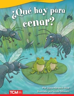 (ebook) ?Que hay para cenar? (What's For Dinner?) Read-along ebook