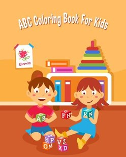 ABC Coloring Book for Kids by B&g Books (9781091630734) - PaperBack - Education Pre-School