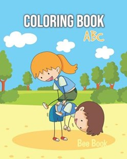 Coloring Book ABC by Bee Book (9781091736269) - PaperBack - Education Pre-School
