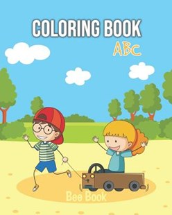 Coloring Book ABC by Bee Book (9781092184045) - PaperBack - Education Pre-School