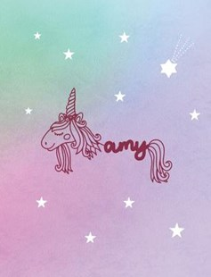 Amy by Pencil Me Personal (9781093152784) - PaperBack - Non-Fiction Animals