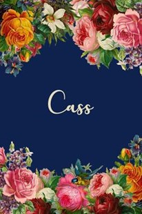 Cass by Personalized Journals (9781094753836) - PaperBack - Family & Relationships