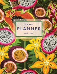 Academic Planner 2019-2020 by Pop Academic (9781095120538) - PaperBack - Science & Technology Environment