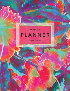 Academic Planner 2019-2020 by Pop Academic (9781095120989) - PaperBack - Science & Technology Environment