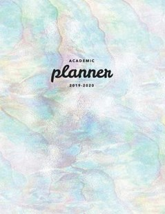 Academic Planner 2019-2020 by Pop Academic (9781095126691) - PaperBack - Science & Technology Environment