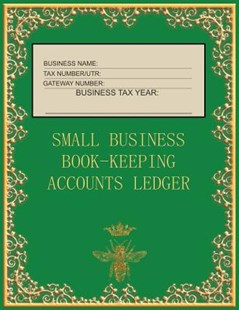 Small Business Book-Keeping Accounts Ledger by Metta Art Publications (9781095348017) - PaperBack - Business & Finance Accounting