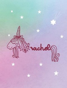 Rachel by Pencil Me Personal (9781095449356) - PaperBack - Reference