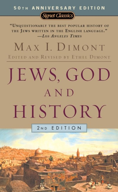 (ebook) Jews, God, and History