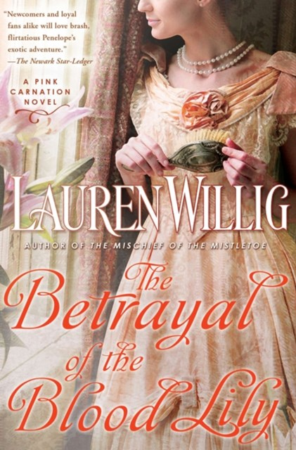 Betrayal of the Blood Lily