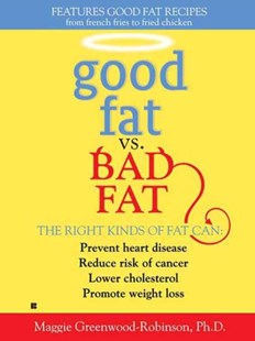 (ebook) Good Fat vs. Bad Fat - Health & Wellbeing Diet & Nutrition