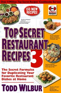 (ebook) Top Secret Restaurant Recipes 3 - Cooking